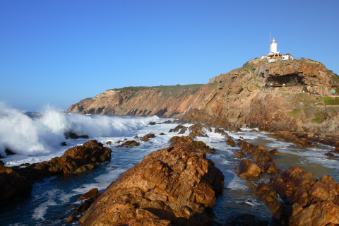 Mossel-Bay-Cape-St-Blaize-Lighthouse
