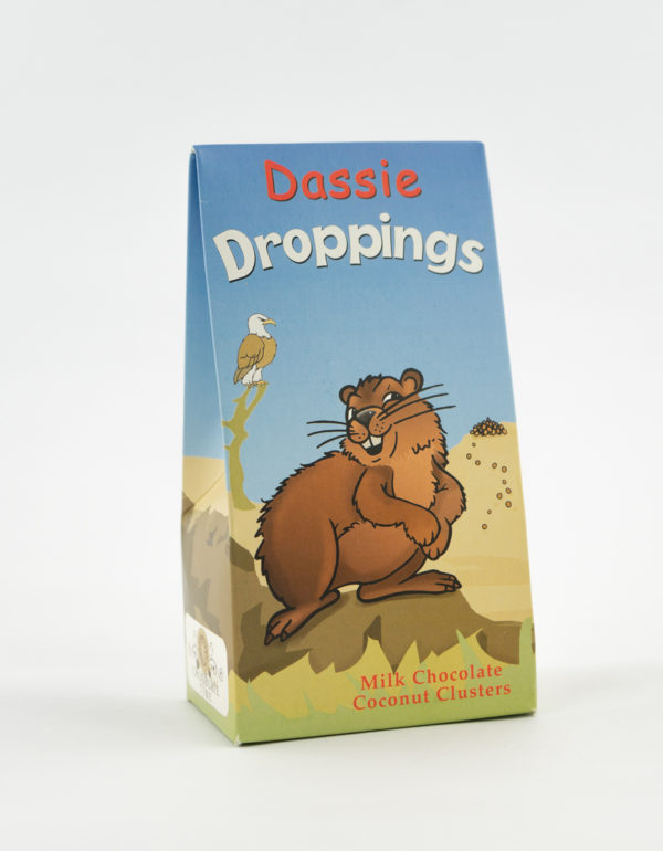 Dassie Droppings - Mossel Bay Gifts